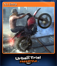 Urban Trial Freestyle Card 2