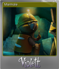 Violett Foil 4