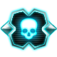 Warhammer 40,000 Space Marine Badge 4