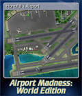 Airport Madness World Edition Card 1