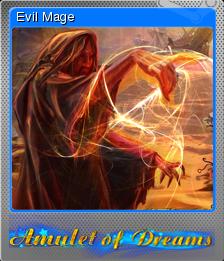 Amulet of Dreams Foil 4