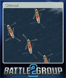 Battle Group 2 Card 01
