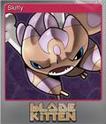 Blade Kitten Card 05 Foil