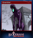 BloodRayne Betrayal Card 13