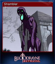 BloodRayne Betrayal Card 13