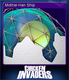 Chicken Invaders 4 Card 4