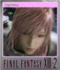 FINAL FANTASY XIII-2 Foil 4