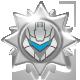 Halo Spartan Assault Badge Foil