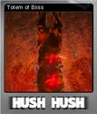 Hush Hush - Unlimited Survival Horror Foil 06