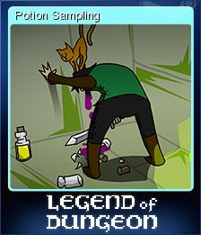Legend of Dungeon Card 4