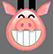 Lunar New Year 2019 Emoticon lunar2019grinningpig