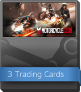 Motorcycle Club Booster Pack