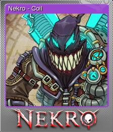 Nekro Card 02 Foil