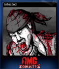 OMG Zombies Card 8