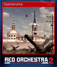 Rising Storm Red Orchestra 2 Multiplayer Card 10