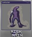 Risk of Rain Foil 1