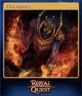 Royal Quest Card 07