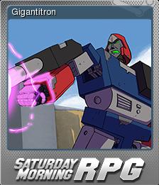 Saturday Morning RPG Foil 7