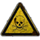 Speed Kills Badge Foil