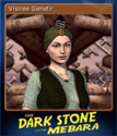 The Dark Stone from Mebara Card 4