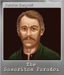 The Samaritan Paradox Foil 06