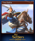 The Settlers Online Card 2