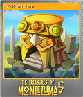 The Treasures of Montezuma 5 Foil 5