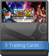 Ultra Street Fighter IV Booster