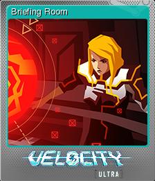 Velocity Ultra Foil 1