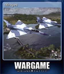 Wargame AirLand Battle Card 2