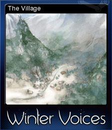Winter Voices Card 8