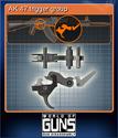 World of Guns Gun Disassembly Card 05