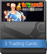 Worms Clan Wars Booster Pack