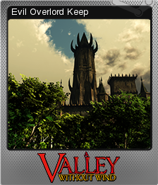A Valley Without Wind Foil 3