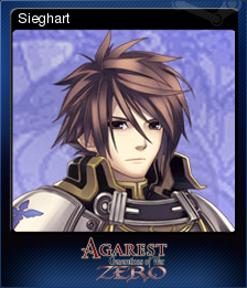 Agarest Generations of War Zero Card 1