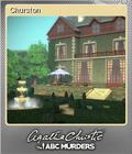 Agatha Christie - The ABC Murders Foil 3