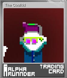 Alpha Runner Foil 4