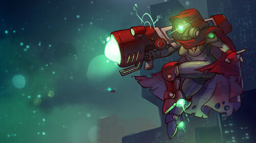 Awesomenauts Artwork 4