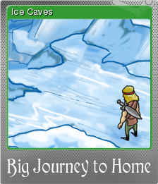 Big Journey to Home Foil 3