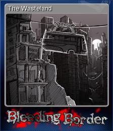 Bleeding Border Card 6