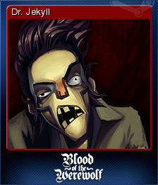 Blood of the Werewolf Card 1