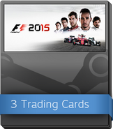 F1 2015 Booster Pack