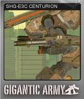 Gigantic Army Foil 4