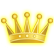 GooCubelets The Algoorithm Emoticon crown1