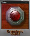 Grandpa's Table Foil 04