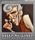 Ironclad Tactics Foil 3