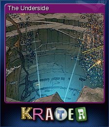 Krater The Underside