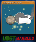 Lost Marbles Card 7