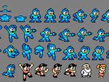Mega Man Legacy Collection - 8-bit Mega Man