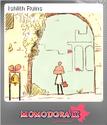 Momodora III Foil 1